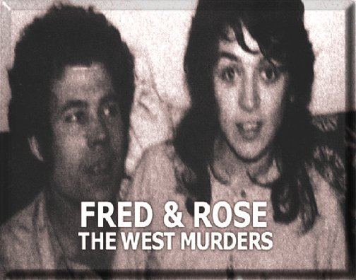 THE WEST MURDERS: Fred and Rose. SCRIPT Programme One